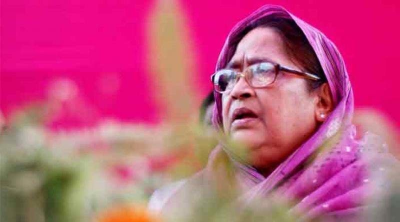 সাবেক এমপি খালেদা রব্বানি করোনা আক্রান্ত : সবার কাছে দোয়া চাইলেন